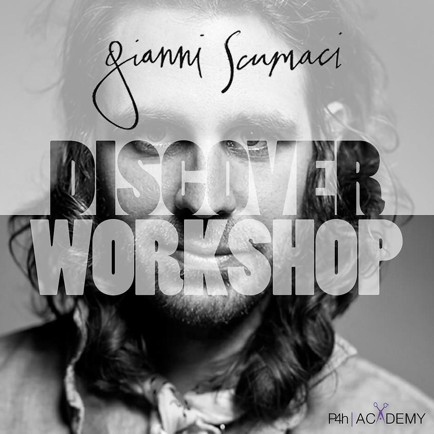 Gianni Scumaci | Discover Taster Workshop