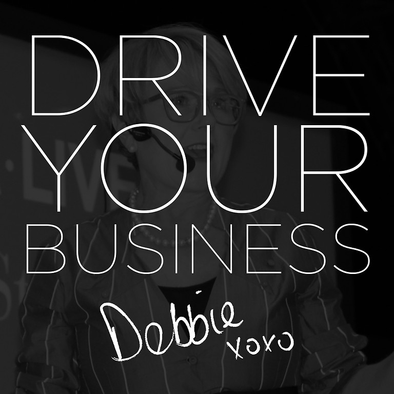 Customer Experience Expert | Drive Your Business Workshop - Debbie Digby