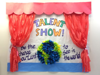 Art and Talent Show Highlights!