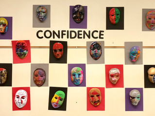 Confidence Masks