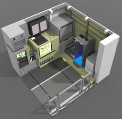 Interior scifi level_7