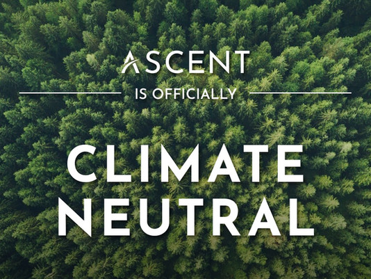 Ascent reiterates its commitment towards Climate Neutrality