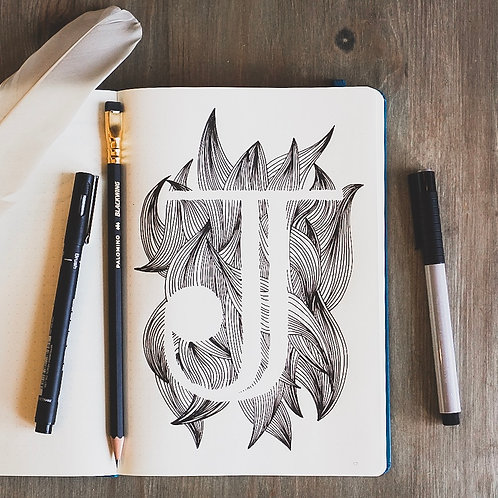 Create a bespoke bullet journal: 4 January 2021 10am - 5pm