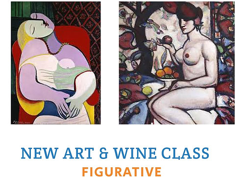 Art + Wine Evening: 29 October 2020 6pm-9pm