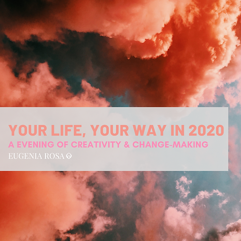 Your life, Your way in 2021: 29 January 2021 6.30pm-9.30pm