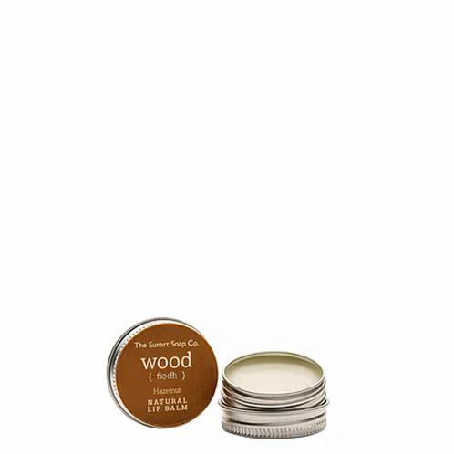 The Sunart Soap Co - Hazelnut lip balm 15g