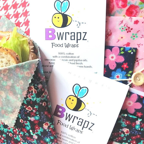 Make your own food wraps: 24 July 2021 2.30pm-4.30pm