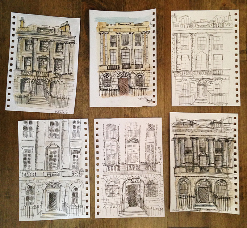 speed-sketching-edinburgh-sketcher-arienas-collective