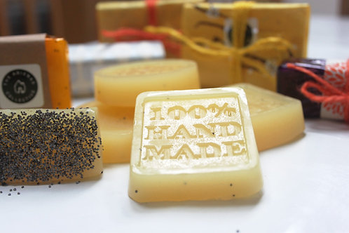 Introduction to soap-making: 17 April 2021 10am-5pm