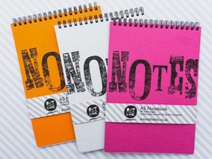 Print your own notebooks using a vintage letterpress: 15 April 2021 6pm-9pm