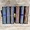 Thumbnail: 'Layered Cross Stitch Bookbinding - River Deep, Mountain High - Online & Kit