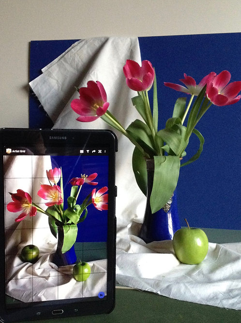Still Life and Flower Painting Course: 27-28 March 2021 10am - 4pm
