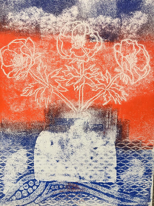 Introduction to monoprinting: 4 November 2020 6pm-9pm