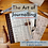 Thumbnail: The Art of Journalling - bookbinding and journalling | from £65