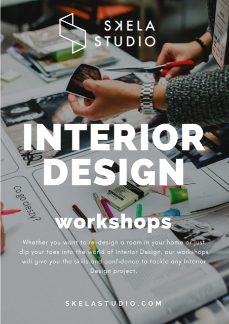 Interior design workshops