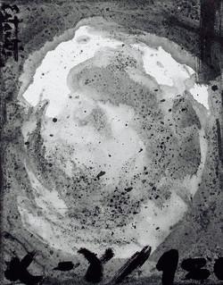 Paisaje lunar X 27x19