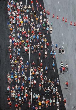 New York Marathon.