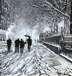 Winter in New York V.