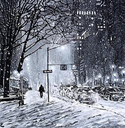 Winter in New York VII.