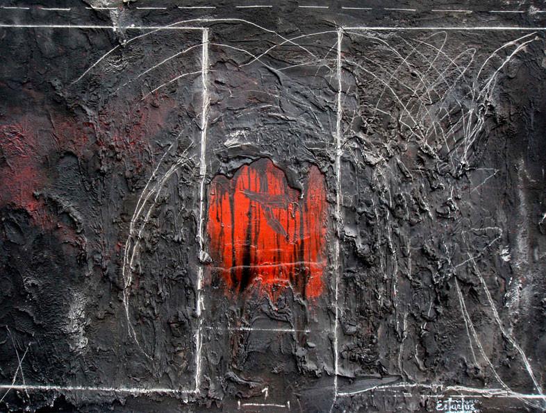 Puerta del Infierno 73x92