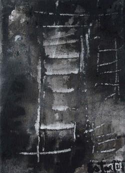 Escaleras XII 27x19