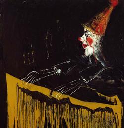 Clown pianista 130x130