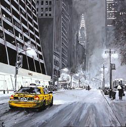 Winter in New York VI.