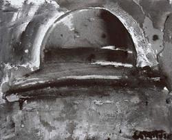 Sombrero de Charlot 22x27
