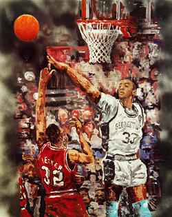 basketball n7 91x73