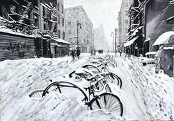 Winter in New York IV.