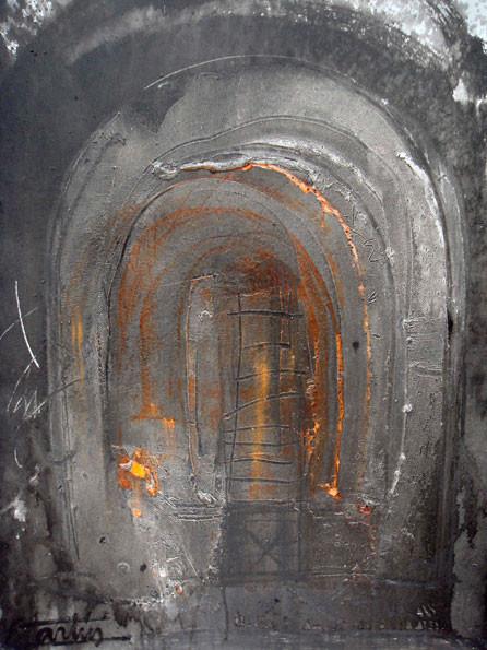 Puerta del purgatorio 81x65