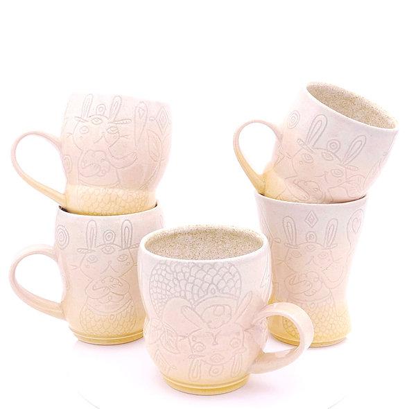 9/18-11/6 Saturday PM Pottery Class