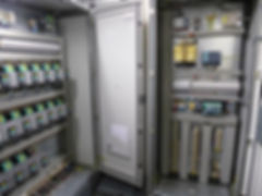 armoire de régulation