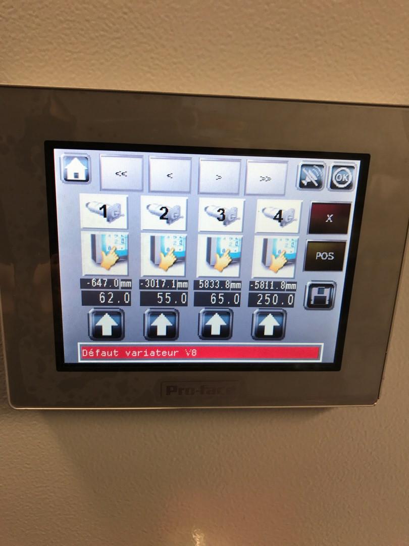 automate tactile proface lt4000