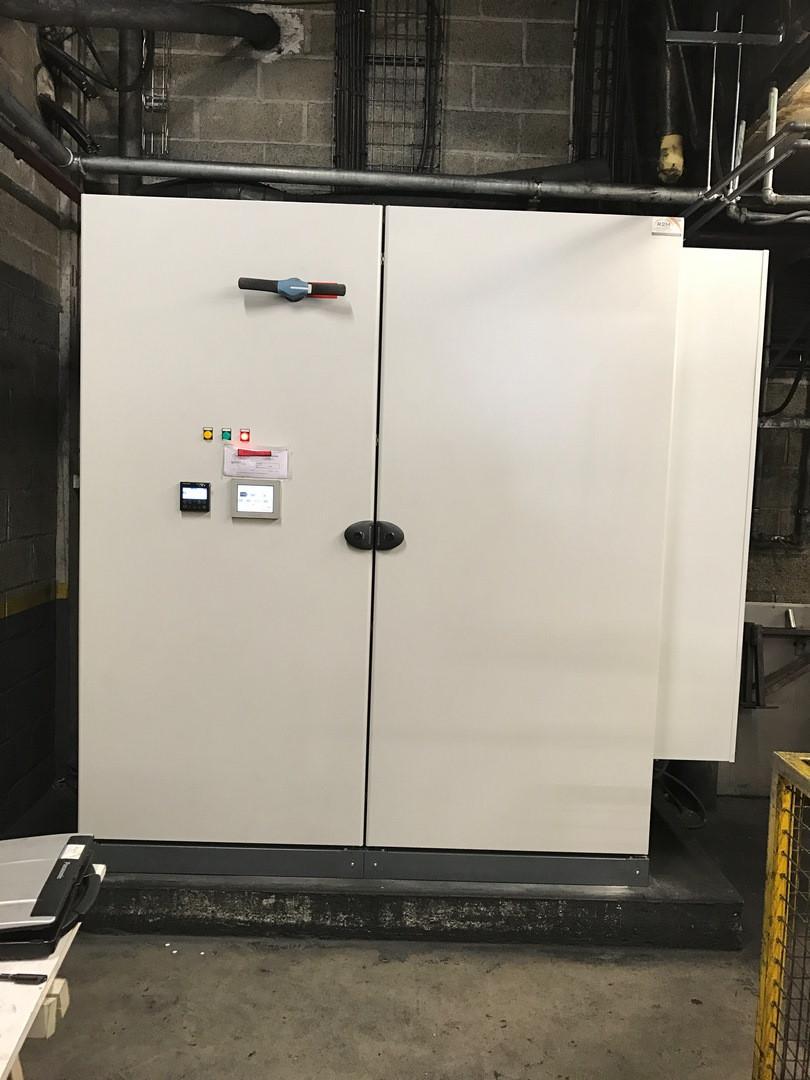 rénovation armoire électrique