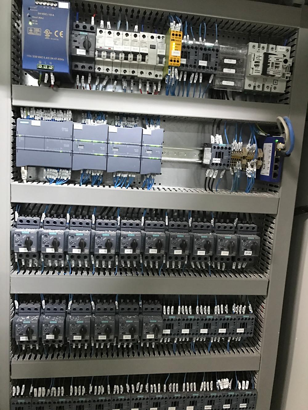 armoire automatisme s7-1200