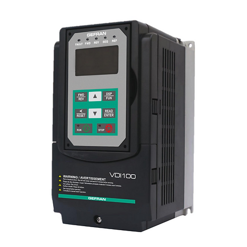 BDI50 Gefran | Variateur compact V/f et sensorless | 1x230Vac
