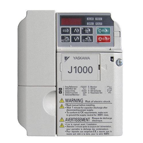 J1000 Yaskawa | JCBA0001BAA | 0.25kW-0.37kW