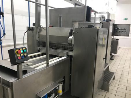 Rénovation automatisme en agroalimentaire