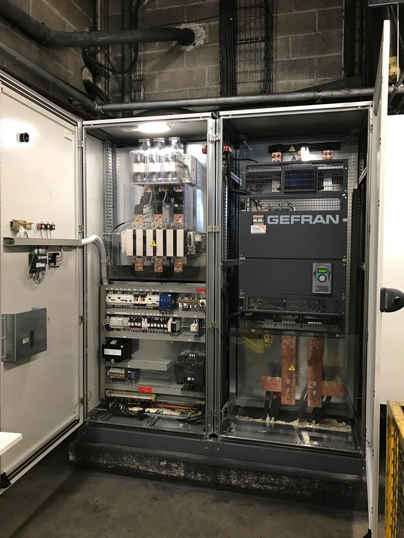 rétrofit armoire électrique