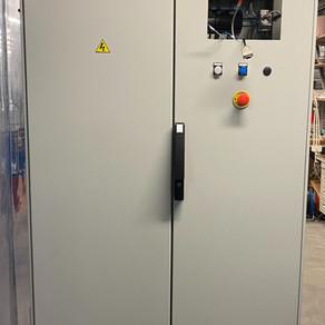Conception & fabrication d'une armoire électrique pour skid.