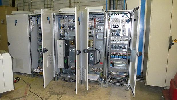 cablage armoire électrique