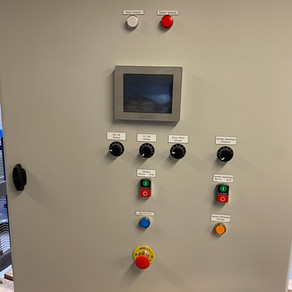 Fabrication d'un coffret électrique, gestion de moteur