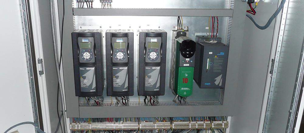 variateur adv200 gefran