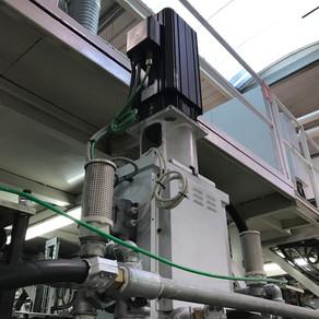 Positionnement pistonnage, variateur brushless ADV200 Gefran