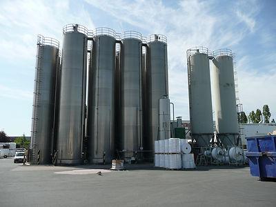 mesure de niveau silos