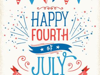 4th of July Break
