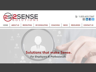 2Sense Solutions NEW Website Launches