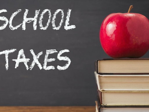No Normal Schools?  No Taxes!  Tax Attorney Chad Hummel Event - Friday 9/11 at 10am