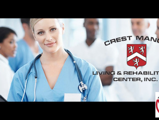 Attention: Nursing Career Open House at Crest Manor - Rescheduled!